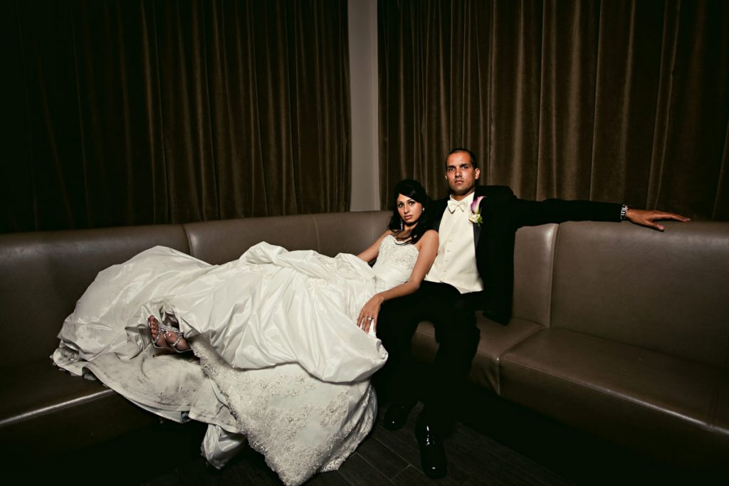 Hotel Arts Calgary Wedding