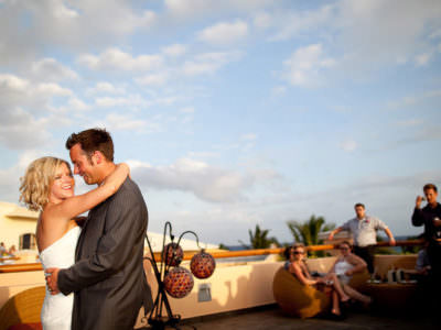 Shannon and Kevin - Mexico Destination Wedding