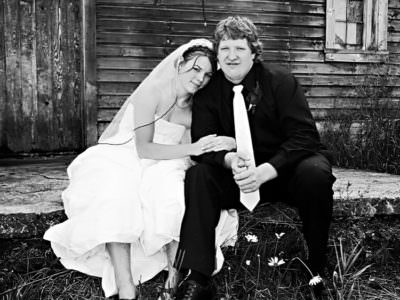 Alisha and Tyler - Fernie Wedding