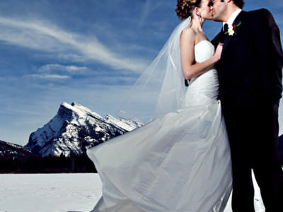 Carmen and Mike Wedding - Banff Springs Hotel