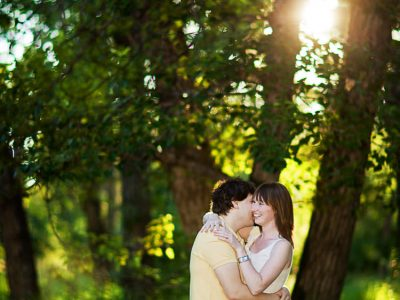 Kyla and Steve - Engagement Session