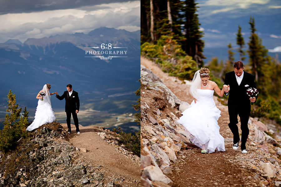 Kicking Horse Wedding Photographers 014