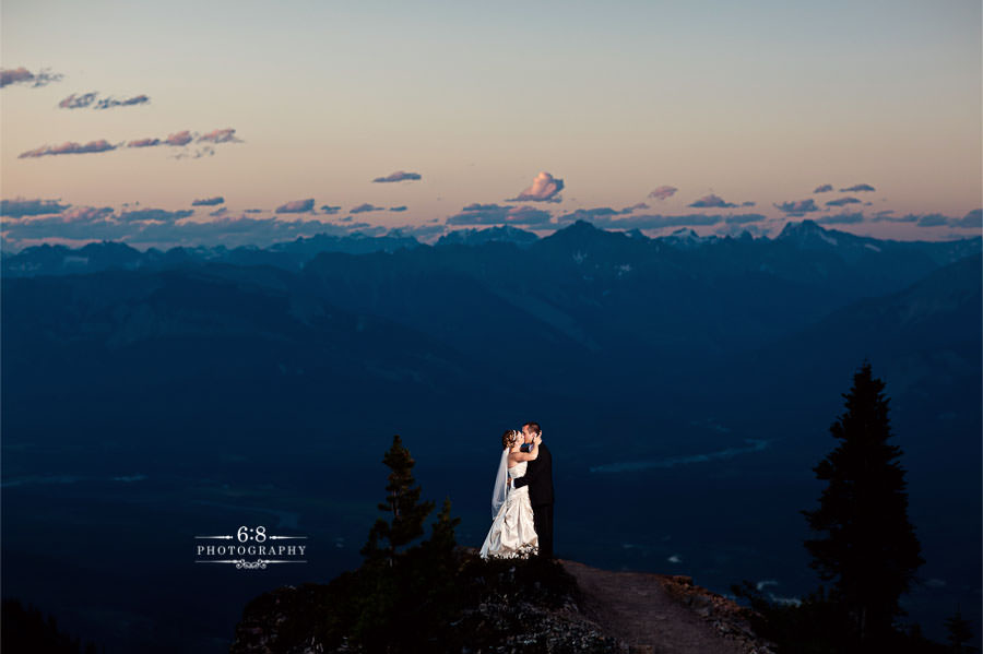 Kicking Horse Wedding Photographers 032