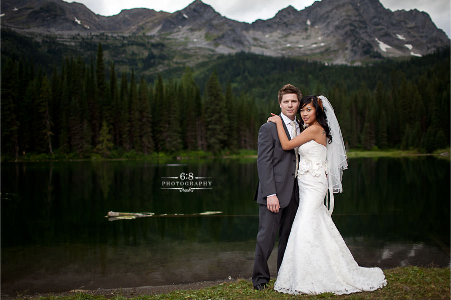 Island Lake Wedding Photographers 0036