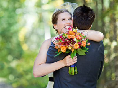 Katy and Brett - Canmore Wedding Photographers