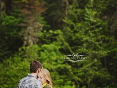 Fernie Engagement Photography - Melissa and Ryan