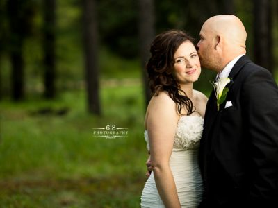 Courtney and Collin - Banff Wedding Photographers