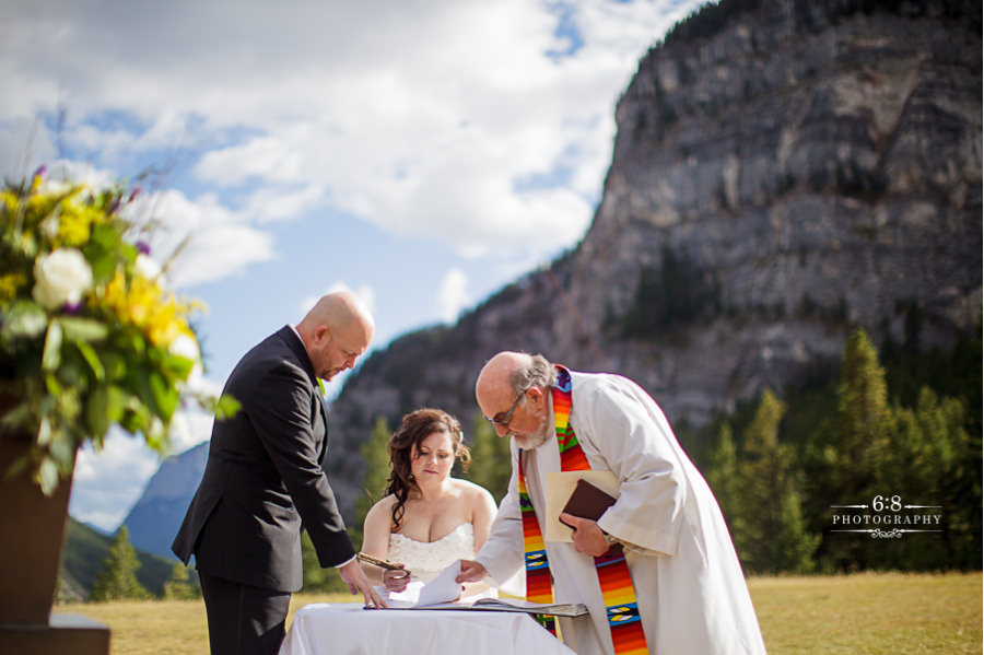 Banff Wedding Photographers - CC 0036