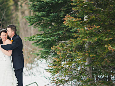 Kicking Horse Resort Wedding Photographers - Kim and Adam