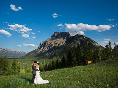 Inni and James - Banff Wedding Photographers