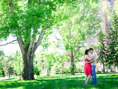 Calgary Engagement Photography - Nicole and Lukas