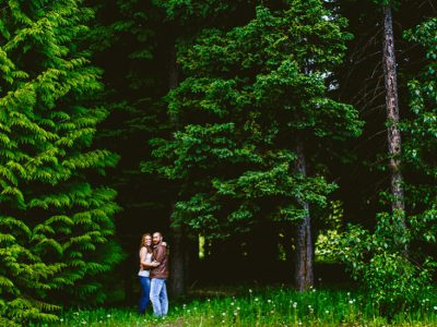 Fernie Photographer - Jasmine and Shane's Engagement Photos