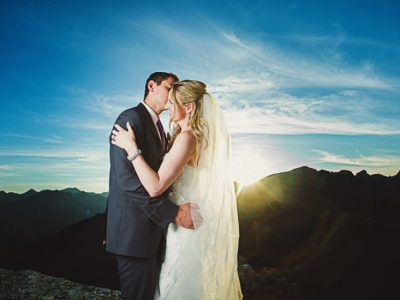 Julie and Kyle - Kicking Horse Mountain Resort Wedding Photographers