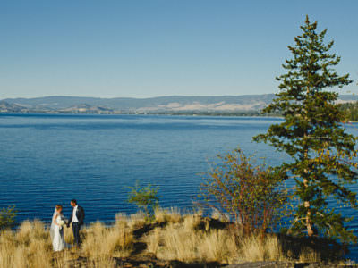 Michelle and JD - Kelowna Wedding Photographers