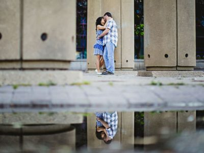 Kathy and Dave - Calgary Engagement Photography