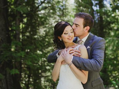 Taegen and Dustin - Fernie Wedding Photography
