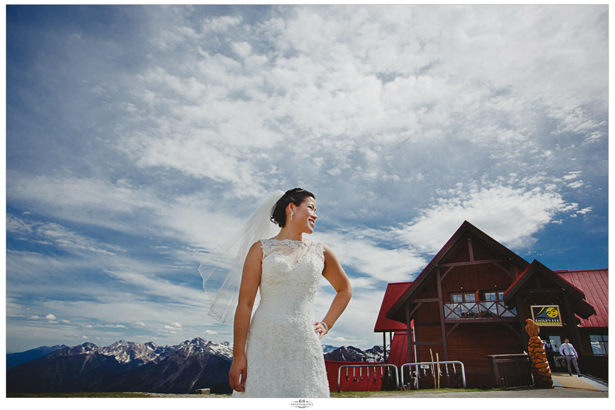 Kicking Horse - Wedding - Photographers - BJ0036