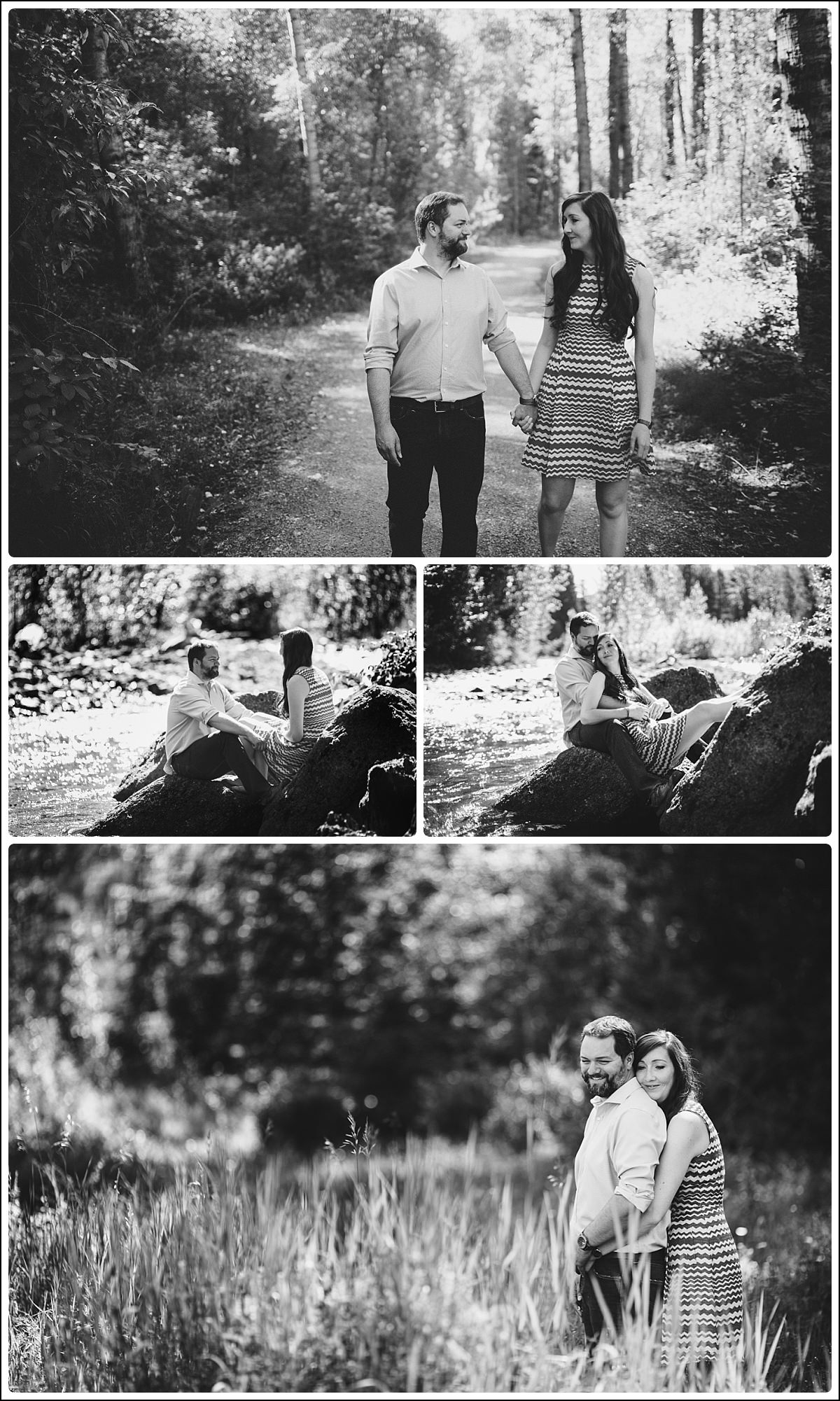 Fernie Engagement Session 6:8 Photography